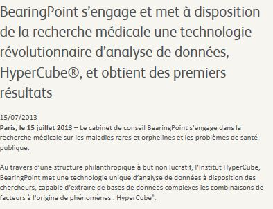 Article presse Juillet 2013