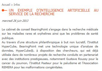 Article presse Juin 2013